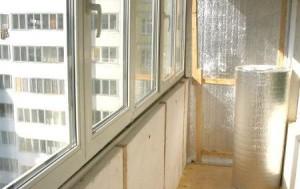 остекление балкона на фото