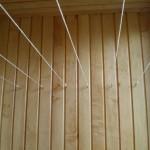 Стандартные бельевые веревки