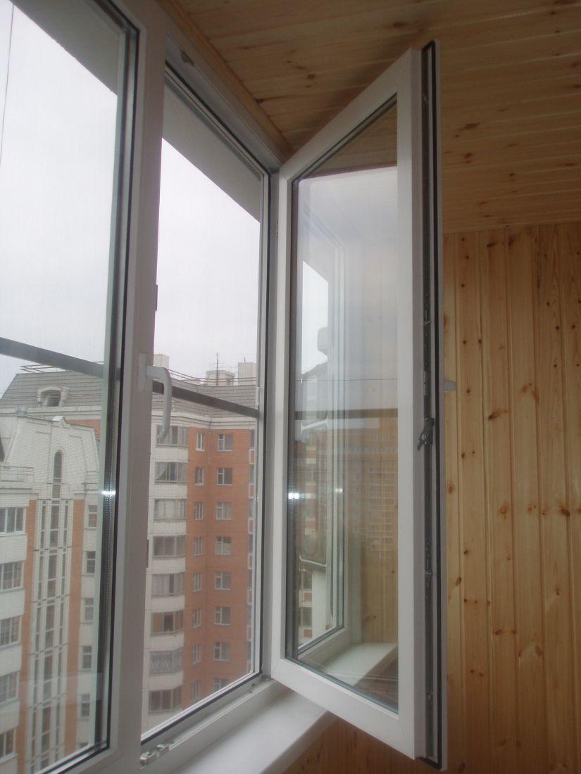 Алюминиевое остекление балкона и лоджии своими руками.