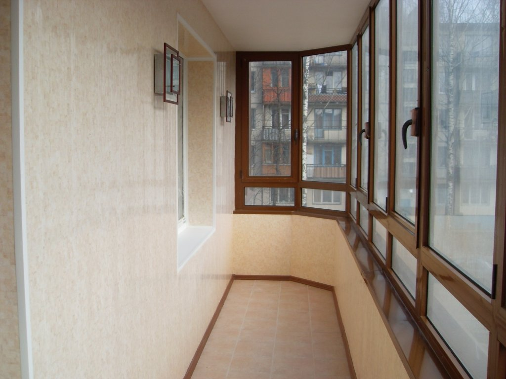 Балкон своими руками пошагово фото