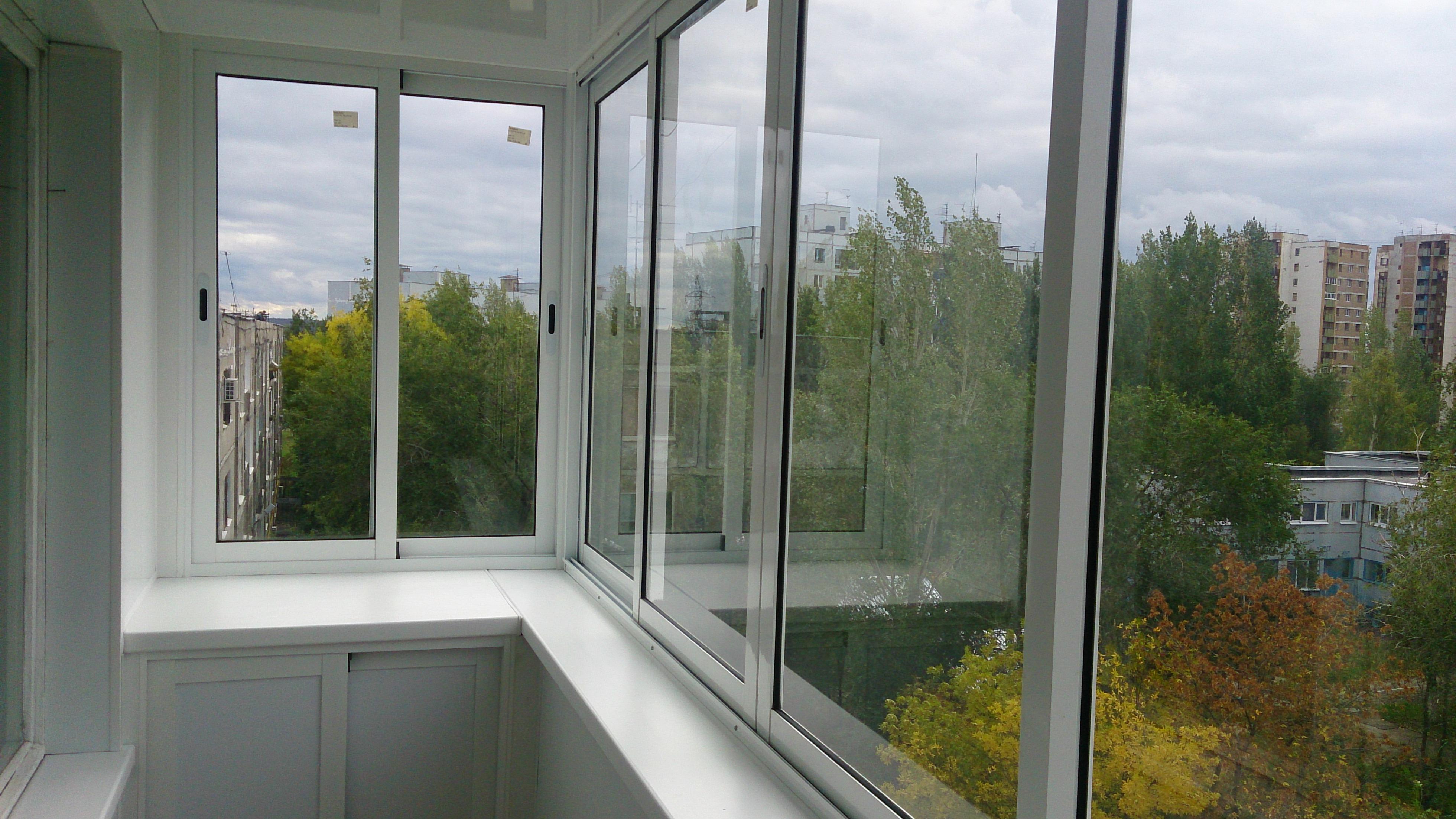 Алюминиевый профиль для балконов и лоджий своими руками фото 830