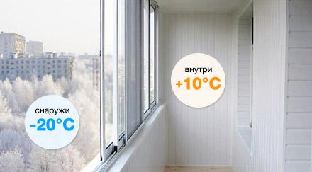 Как получить разрешение на остекление балкона, законно ли эт.