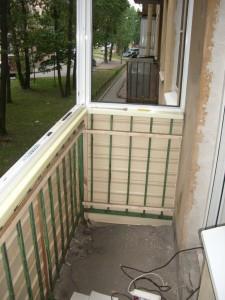 Фото балкона в хрущевке